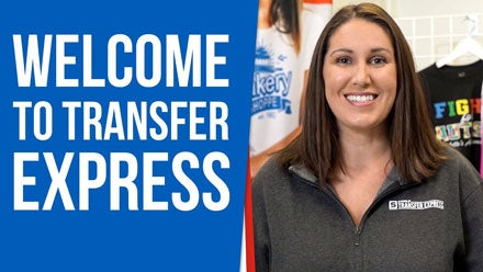 welcome to Transfer Express