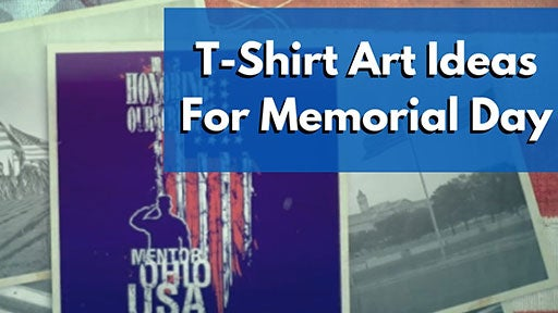 t-shirt design ideas for Memorial Day