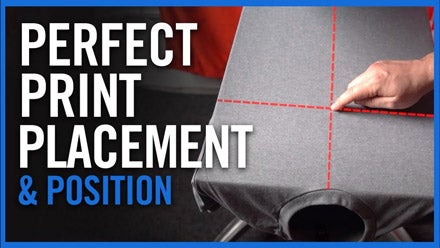 Heat Transfer Placement & Position Guide