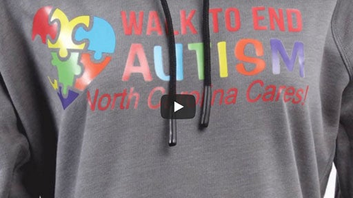 decorate apparel for runs, walks, and fundraisers.