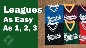 custom printing league uniforms