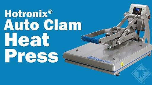 Hotronix Auto Clam heat press