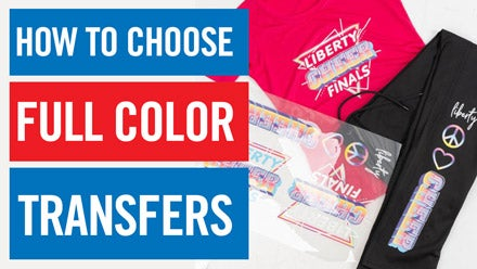 how to choose full color transfers webinar
