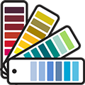 ink colors for t-shirts