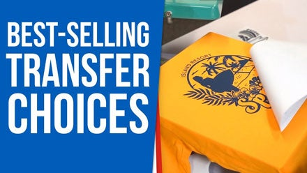 best selling transfer choices