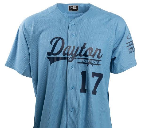 baseball split front jersey printing