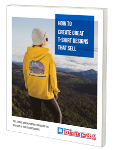 ebook on how to create great t-shirt designs