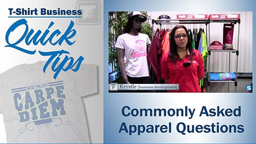 commonly asked wholesale apparel questions