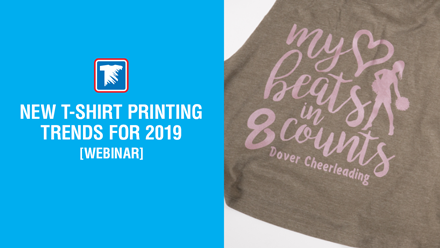 new t-shirt printing trends