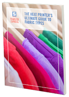 fabric types for heat printing ebook