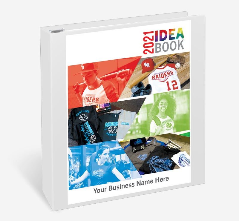 Idea Book artwork catalog