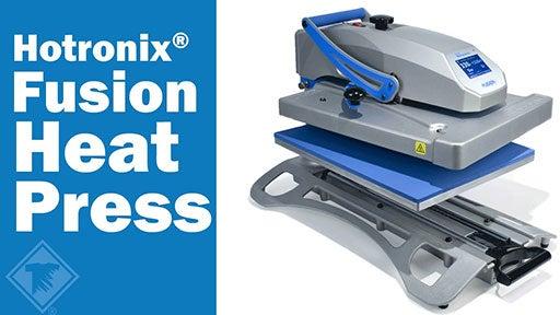 Hotronix Fusion swing away and draw heat press