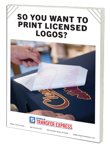 printing licensed logos ebook
