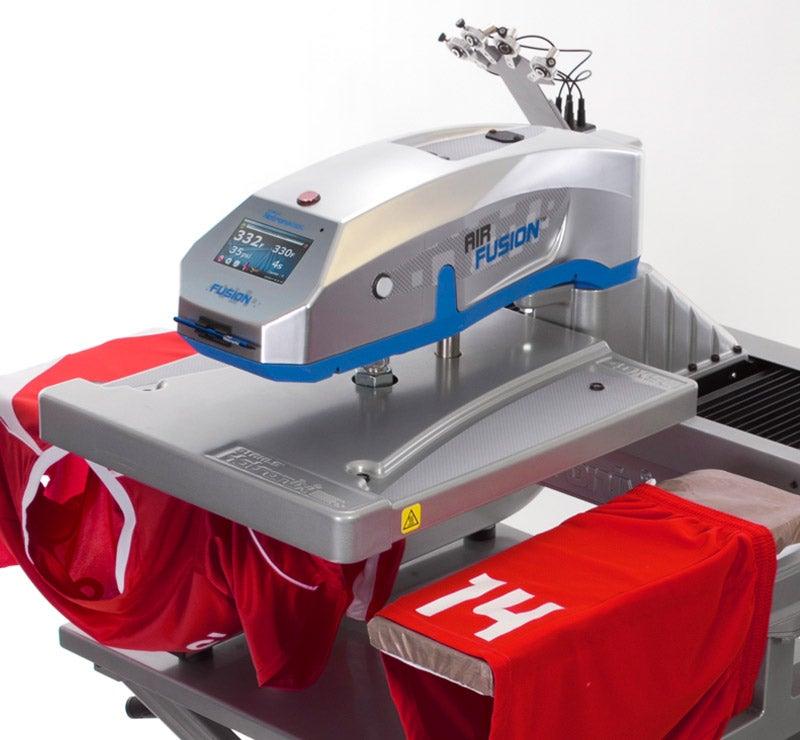 Dual Air Fusion Heat Press