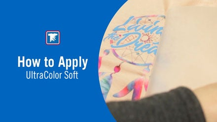 how to apply ultracolor soft