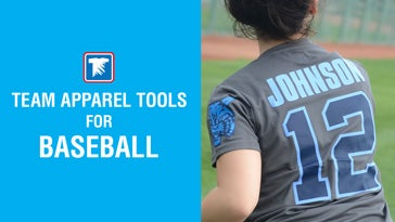 team apparel tools for baseball