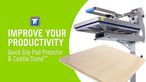 how to improve your heat printing productivity
