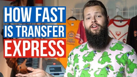 How Fast is Transfer Express video