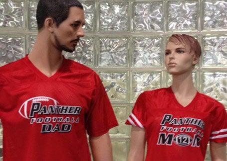 football replica jersey for spirit wear