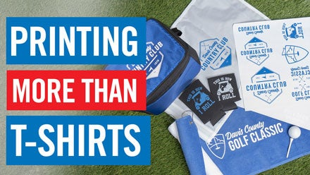 Print more than t-shirts with just a heat press