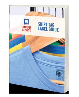 Shirt Tag guide ebook