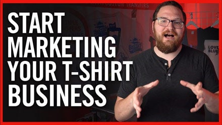 t-shirt marketing tips