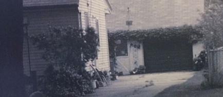 Stahls' family garage