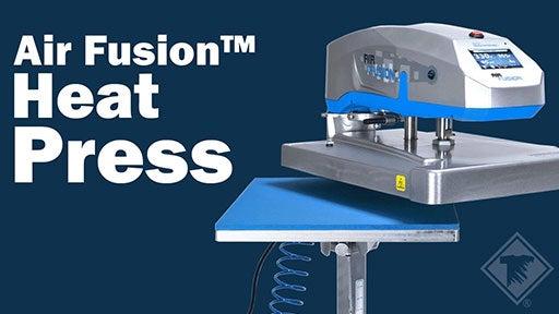 air fusion heat press