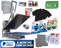 heat press packages for t-shirt printing