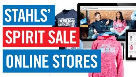 Spirit Sale online stores ecommerce