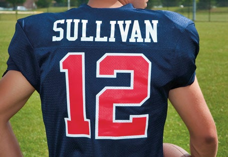 football jersey with numbers