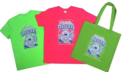 vacation Bible school custom apparel