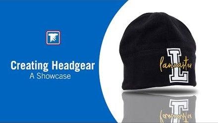 printing headwear