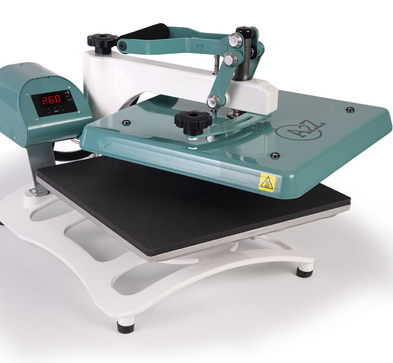 A2Z Swing Away heat press