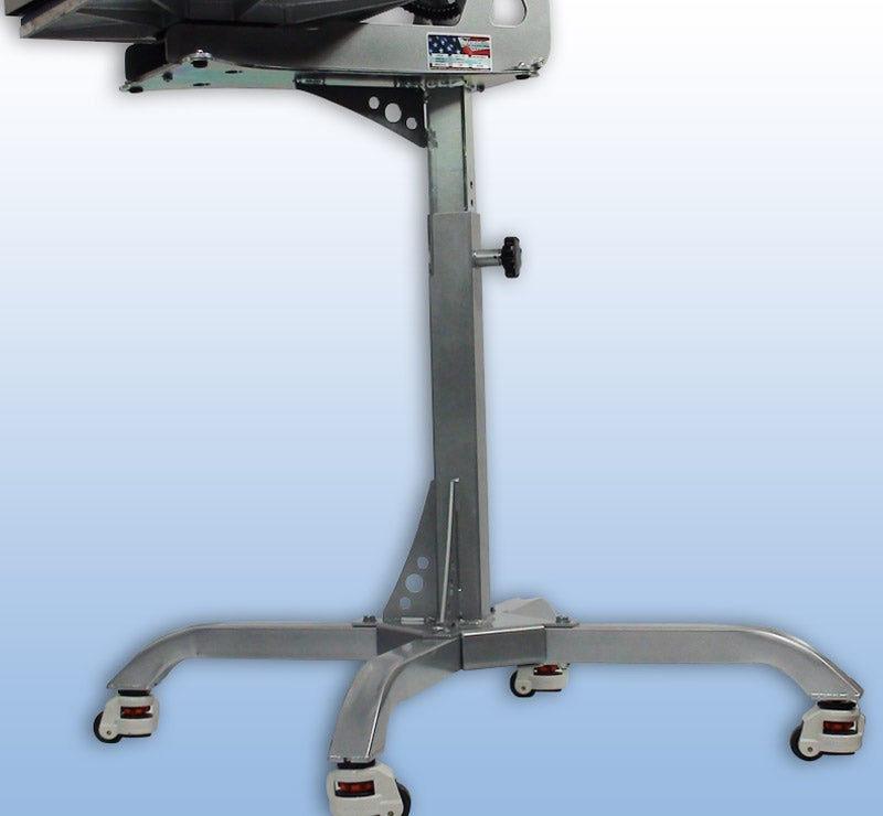 Caddie Stand casters