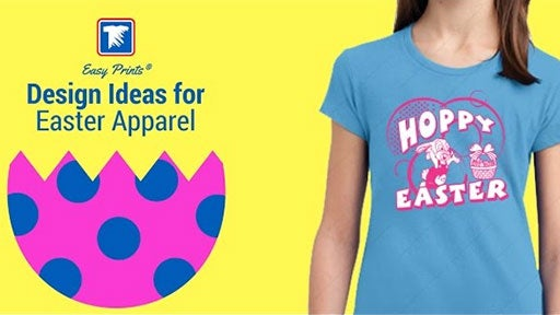 Easter apparel design ideas