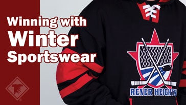 creating custom winter sportswear