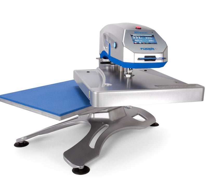 Air Fusion Table Top version heat press