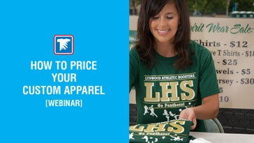 how to price your custom apparel