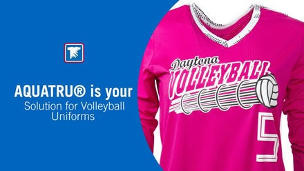 printing volleyball uniforms