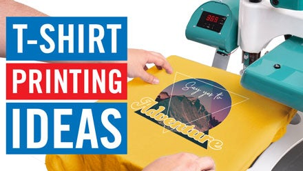 t-shirt printing ideas webinar