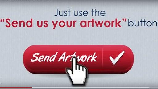 send your artwork for custom transfers