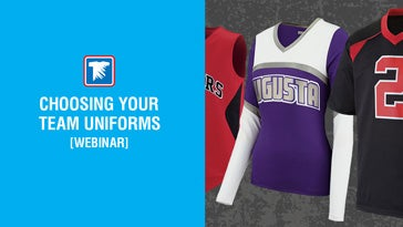 choosing your team uniforms