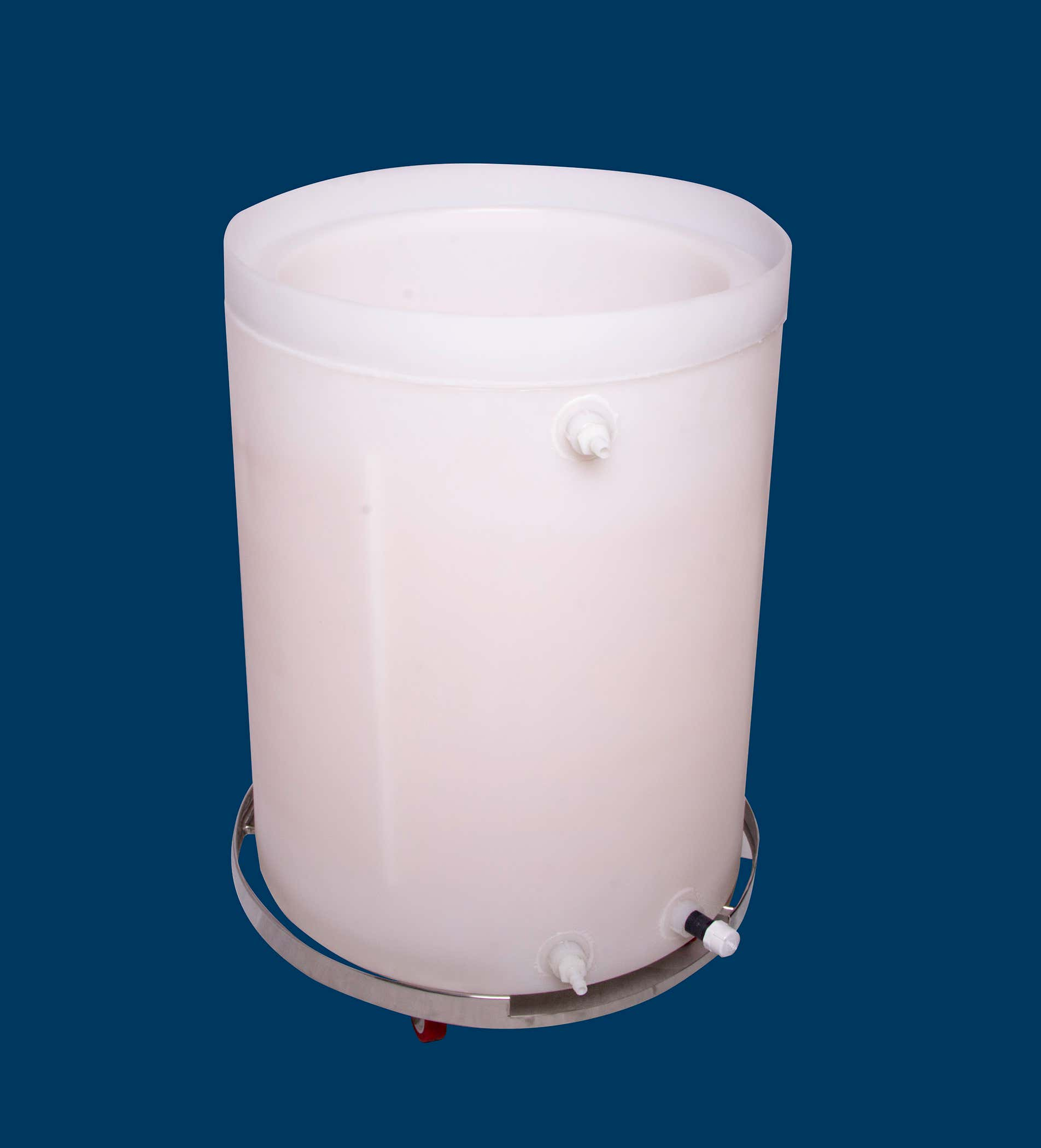 HDPE Plastic Jacketed Tank Open Top