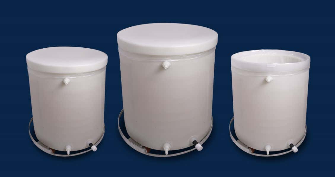 HDPE Plastic Jacketed Tanks