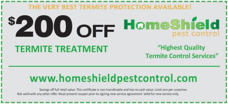termite coupon