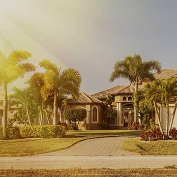 a beautiful florida home