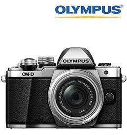 Olympus OM-D E-M10 Mark II + 14-42EZ Objektiv