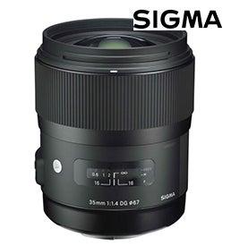 Sigma ART 35/1,4 DG HSM Nikon