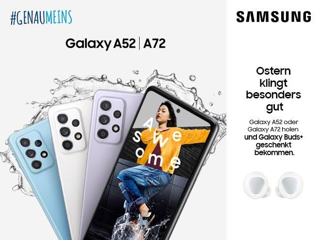 Samsung Osteraktion bei Hartlauer